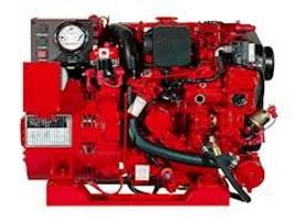 Westerbeke Diesel Generator 5.0-5.5egcd