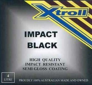 Xtroll Impact Black