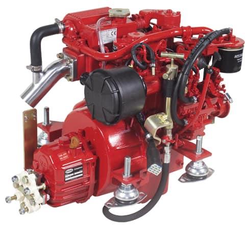 Beta 14 Diesel Engine